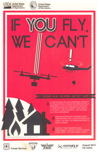 If You Fly, We Can't