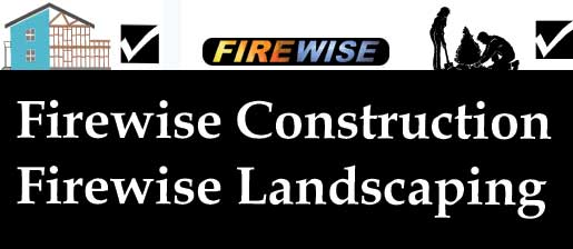 Firewise Construction - Firewise Landscaping