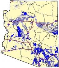 Arizona Active Fire Map.Home Arizona Interagency Wildfire Prevention